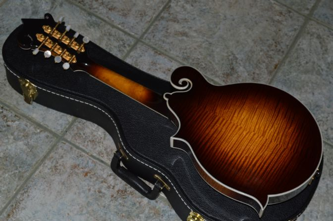 Used Gibson Sam Bush Mandolin Sold Mandolin Store
