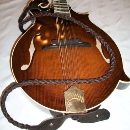 Martin Guitars For Sale >> Lakota Round Braided Mandolin Strap - Mandolin Store