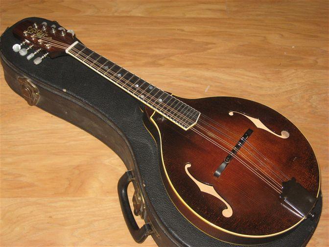 Vintage R  L  Givens A-5 Mandolin - SOLD