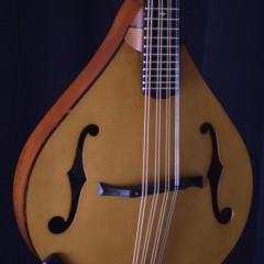 Used Weber Hyalite Mandola (2)