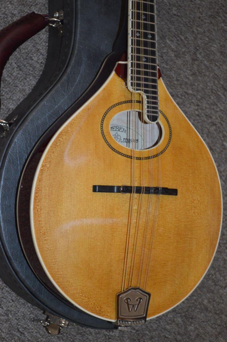 Weber Mandolins   Mandolin Store
