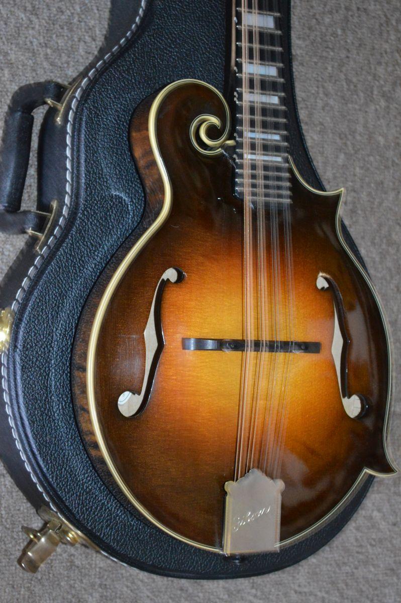 2003 Gibson F-5G Wide Nut Mandolin - SOLD