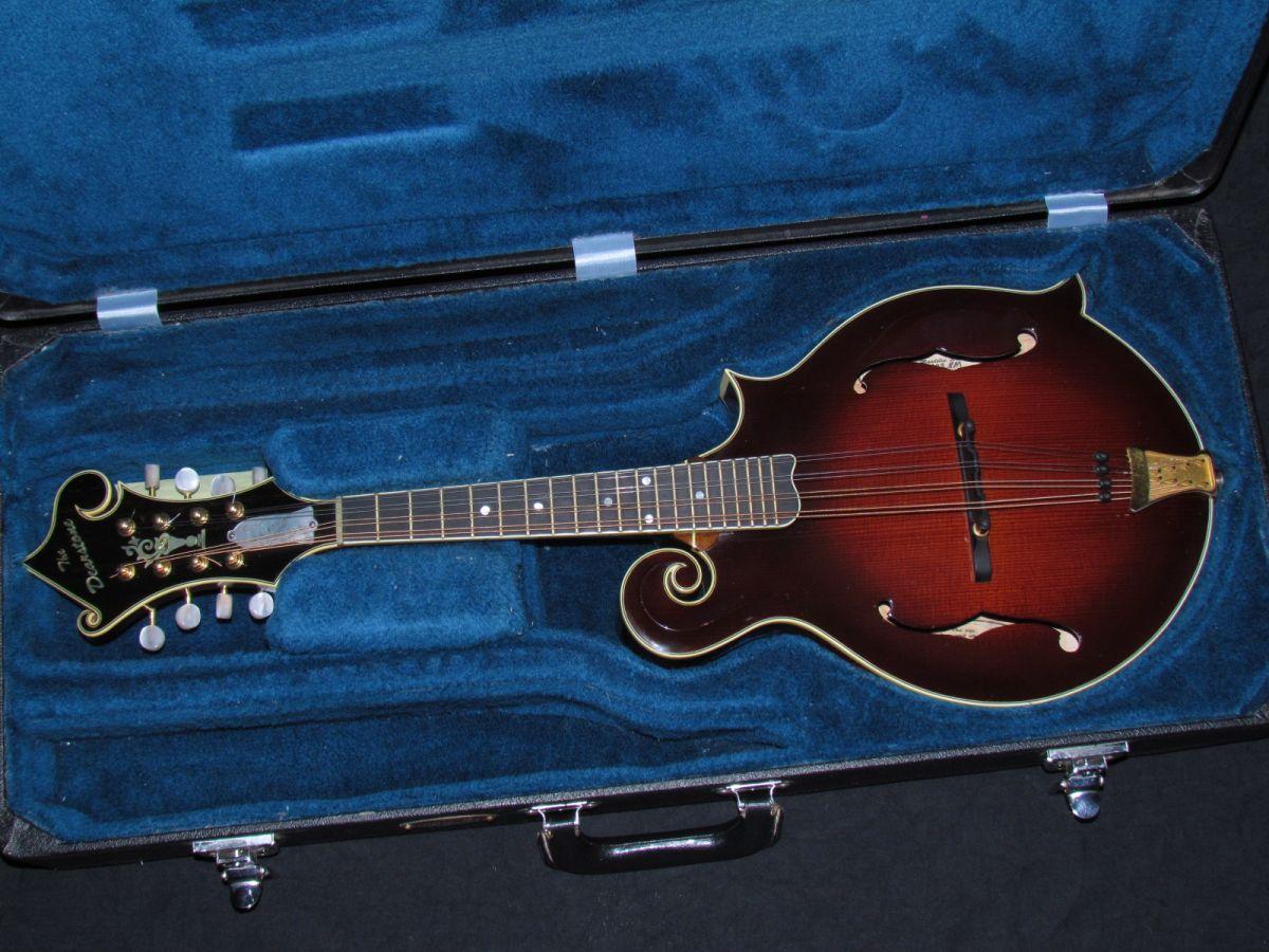 2003 Dearstone F5m Master Model Sold Mandolin Store
